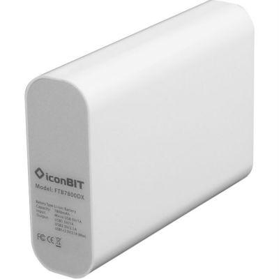 ����������� IconBIT ������� White FTB7800DX