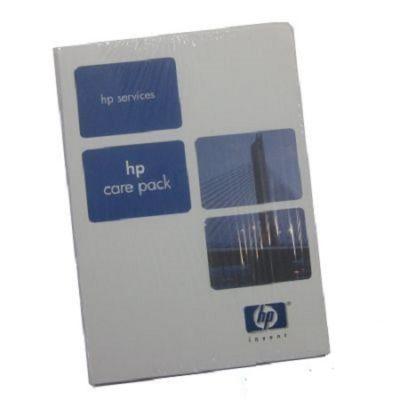 HP Продление гарантийных обязательств (поставляется электронно) Care Pack - Post Warranty Service, 4-Hour, 9x5 Onsite, HW Support, CPU only, 1 year U4858PE
