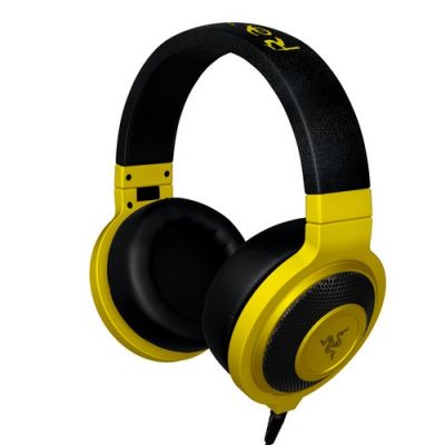 Наушники Razer Kraken Neon Yellow RZ12-00870600-R3M1