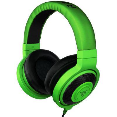 Наушники Razer Kraken Neon Green RZ12-00870500-R3M1