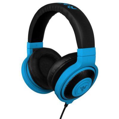 Наушники Razer Kraken Neon Blue RZ12-00870400-R3M1