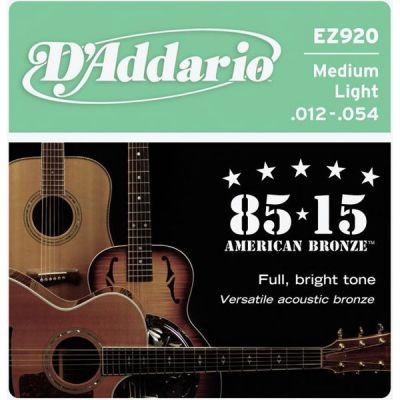 Струны D'Addario EZ920