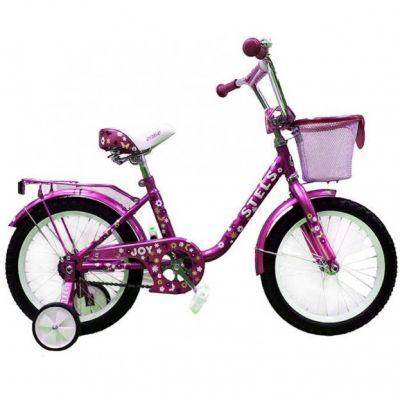 Велосипед Stels Joy 16 (2014) розовый