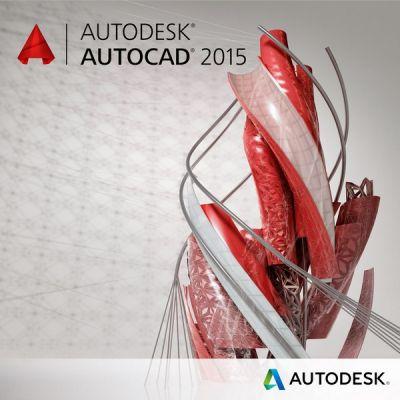 ����������� ����������� Autodesk AutoCAD LT 2015 Commercial New SLM DVD 057G1-R35111-1001