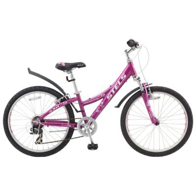 """Велосипед Stels Navigator 430 (2014) 11.5"""" розовый"""