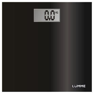 Весы напольные Lumme LU-1305 BK