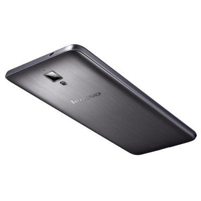 Смартфон Lenovo S660 Dual SIM Titanium P0QB0009RU