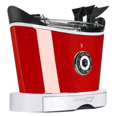 Тостер Bugatti VOLO Красный