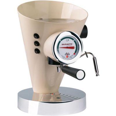 Кофеварка Bugatti DIVA Крем