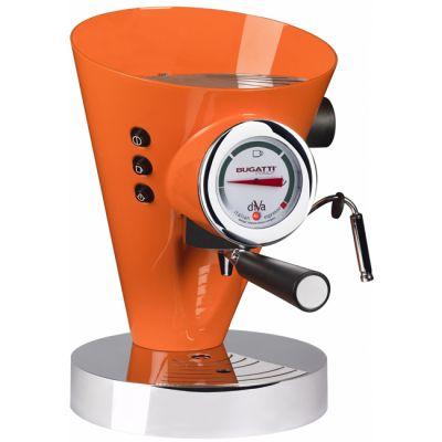 Кофеварка Bugatti DIVA Orange