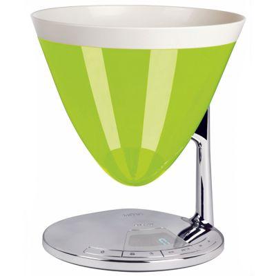 Кухонные весы Bugatti таймер для кухни UMA Apple Green