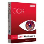 Программное обеспечение ABBYY FineReader 12 Professional Edition BOX AF12-1S1B01-102