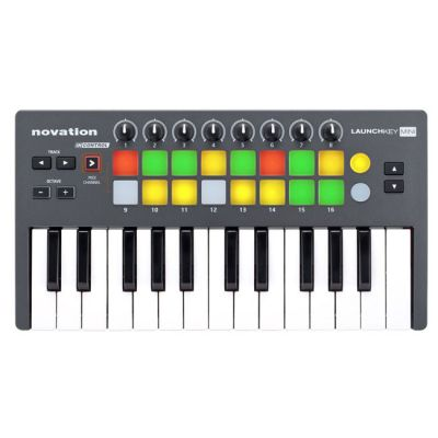 ����-���������� Novation LAUNCHKEY MINI