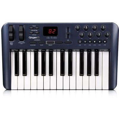 Миди-клавиатура M-Audio OXYGEN 25