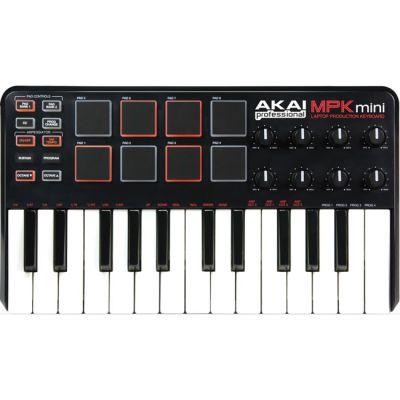 Миди-клавиатура Akai MPK-MINI