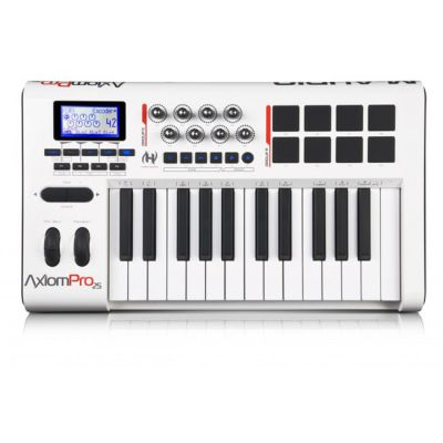 Миди-клавиатура M-Audio AXIOM PRO 25