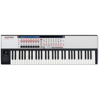 Миди-клавиатура Novation 61 SL MKII