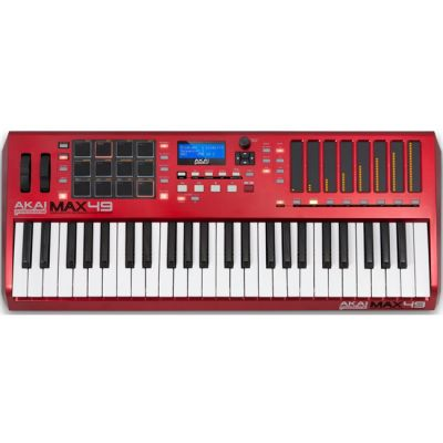 ����-���������� Akai PRO MAX49 USB/MIDI