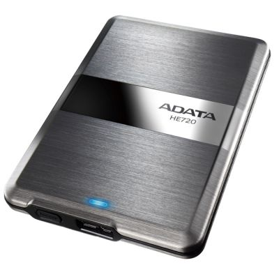 Внешний жесткий диск ADATA HE720 HDD USB3.0 1TB DashDrive AHE720-1TU3-CTI