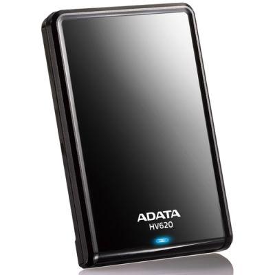 ������� ������� ���� ADATA HV620 HDD USB3.0 2TB DashDrive Black AHV620-2TU3-CBK