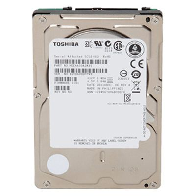 "Жесткий диск Toshiba HDD SAS-2 300Gb 2.5"" 15K RPM 32Mb MK3001GRRB"