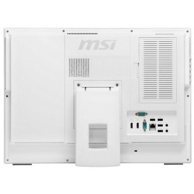 Моноблок MSI Wind Top AP2021-063RU White 9S6-AA7212-063