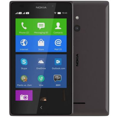 Смартфон Nokia XL Dual sim Black A00018551