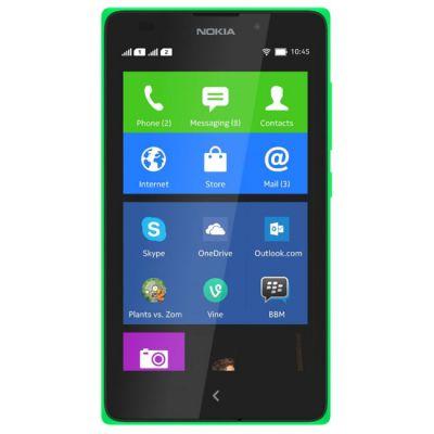 Смартфон Nokia XL Dual sim Green A00018553