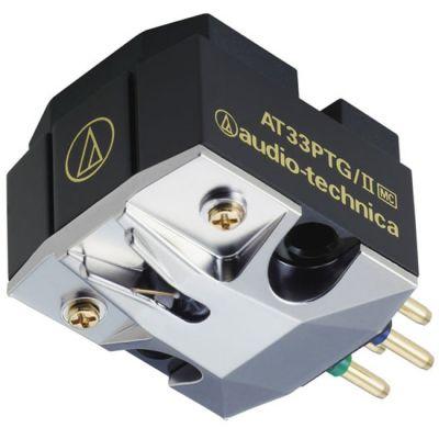 Головка звукоснимателя Audio-Technica AT33PTG II