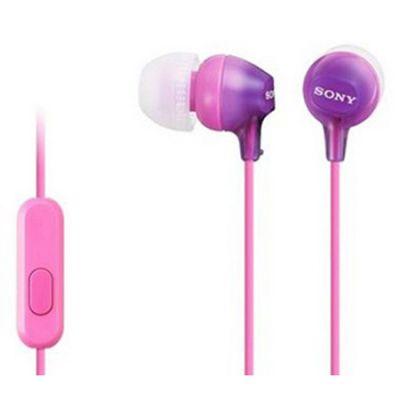 Наушники Sony MDR-EX15AP Violet MDREX15APV.CE7