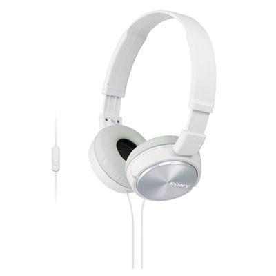 Наушники Sony MDR-ZX310AP (White) MDRZX310APW.CE7