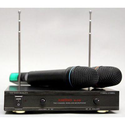 Микрофон AudioVoice Радиосистема вокальная WL-21VM