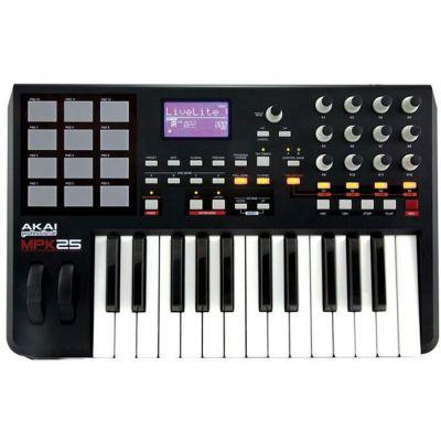 Миди-клавиатура Akai MPK25