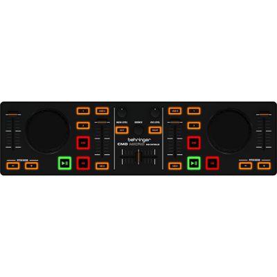 DJ контроллер Behringer CMD MICRO