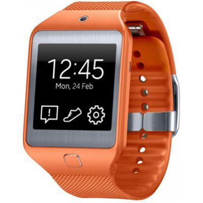 Samsung смарт-часы Galaxy Gear 2 Neo (оранжевый) SM-R3810ZOASER