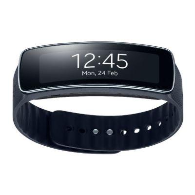 Samsung �����-���� Galaxy Gear Fit (������) SM-R3500ZKASER