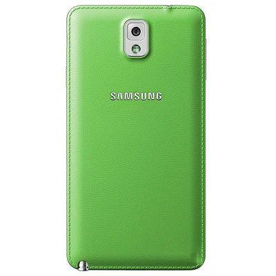 Samsung задняя крышка для Galaxy Note 3 (лайм) ET-BN900SGEG