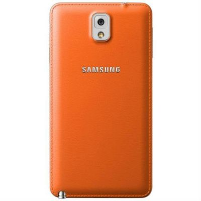 Samsung задняя крышка для Galaxy Note 3 (оранжевая) ET-BN900SOEG