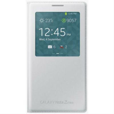 ����� Samsung S View Cover Note3 Neo (�����) EF-CN750BWEG