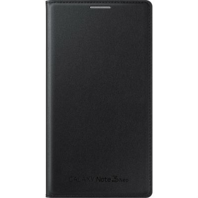 ����� Samsung Flip Wallet Note3 Lite ��� Galaxy Note 3 (������) EF-WN750BBEG