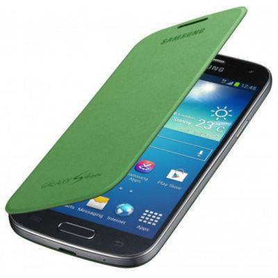 Чехол Samsung для Galaxy S 4 mini EF-FI919BGEG