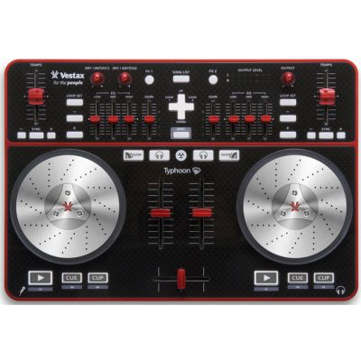 DJ ���������� Vestax TYPHOON