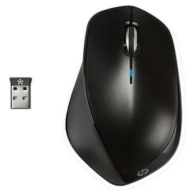 ���� ������������ HP x4500 Wireless Mouse (Sparkling Black) H2W26AA
