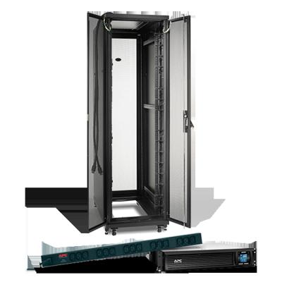 Серверная комната APC ISX ServerRoom Basic 1000