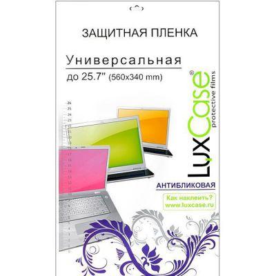 """Защитная пленка LuxCase универсальная 25,7"""" 560x340 мм (Антибликовая) (80139)"""