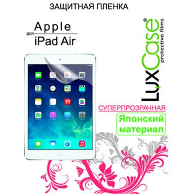 Защитная пленка LuxCase Apple iPad Air (Суперпрозрачная) (80983)