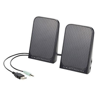Колонки HP Business Speakers USB D9J19AA