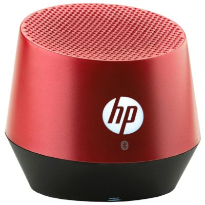 Колонки HP S6000 Wireless Portable Speaker Red E5M83AA