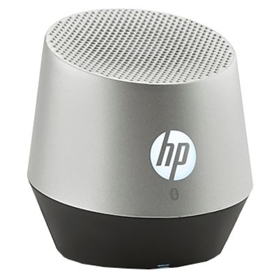Колонки HP S6000 Wireless Portable Speaker Silver E5M84AA