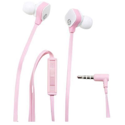 Наушники с микрофоном HP H2300 In Ear Blink Pink H6T17AA